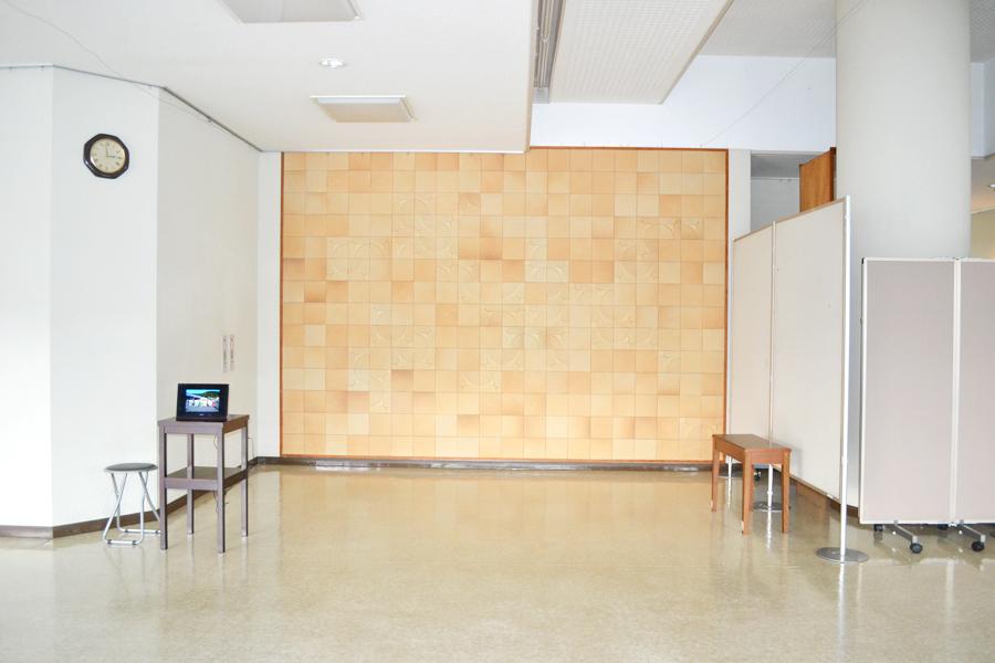 展示ロビー 施設・利用案内 明日の稲津を築くまちづくり推進協議会