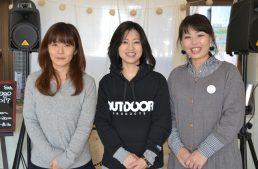 3月の稲津さん お母さんも一緒に勉強した1年間