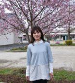 5月の稲津さん 笑顔がステキ園長先生