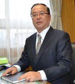 2月の稲津さん 山内 正一 校長