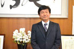 3月の稲津さん 伊藤 恭司 校長