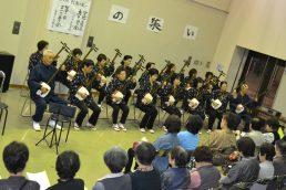 『邦楽の集い』 津軽三味線 幸栄会と、箏曲 三つ音会の皆さん