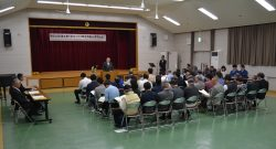 平成30年度 まちづくり総会を開催しました。