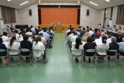 平成30年度 青少年育成町民会議 開催