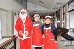 こちらも年末恒例「寿大学クリスマス会」