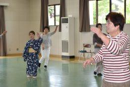 シルバーパワーで盆踊りを盛り上げよう!