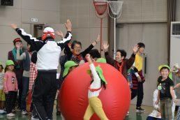 天高く運動会日和 寿大学生大ハッスル!