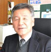3月の稲津さん【子ども達の笑顔のために】伊藤 孝一(こういち)校長