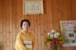 5月の稲津さん【松本団女(安藤美雪さん)】
